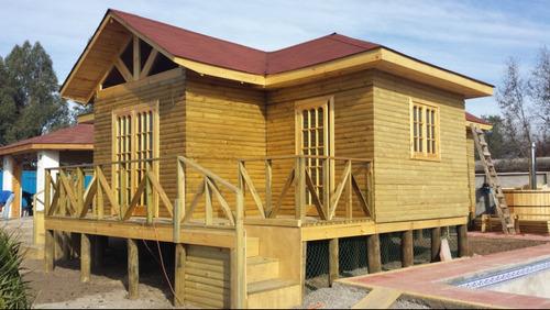 Casas Prefabricadas Y Construidas En Terreno Construido a CLP 7500000 en PrecioLandia Chile 7274z3