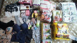 [韓國] korea遊記♥7千元有找的戰利品