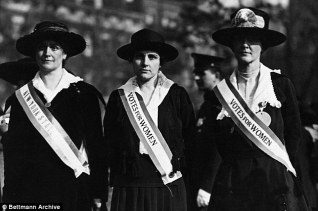 suffrage-sash