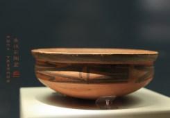 鱼纹彩陶盆