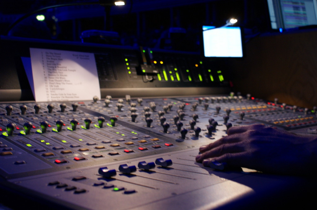 ML Executives stocks a range of digital mixing consoles available for hire