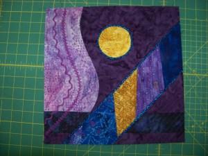 Serendipity Stitchers Block 4