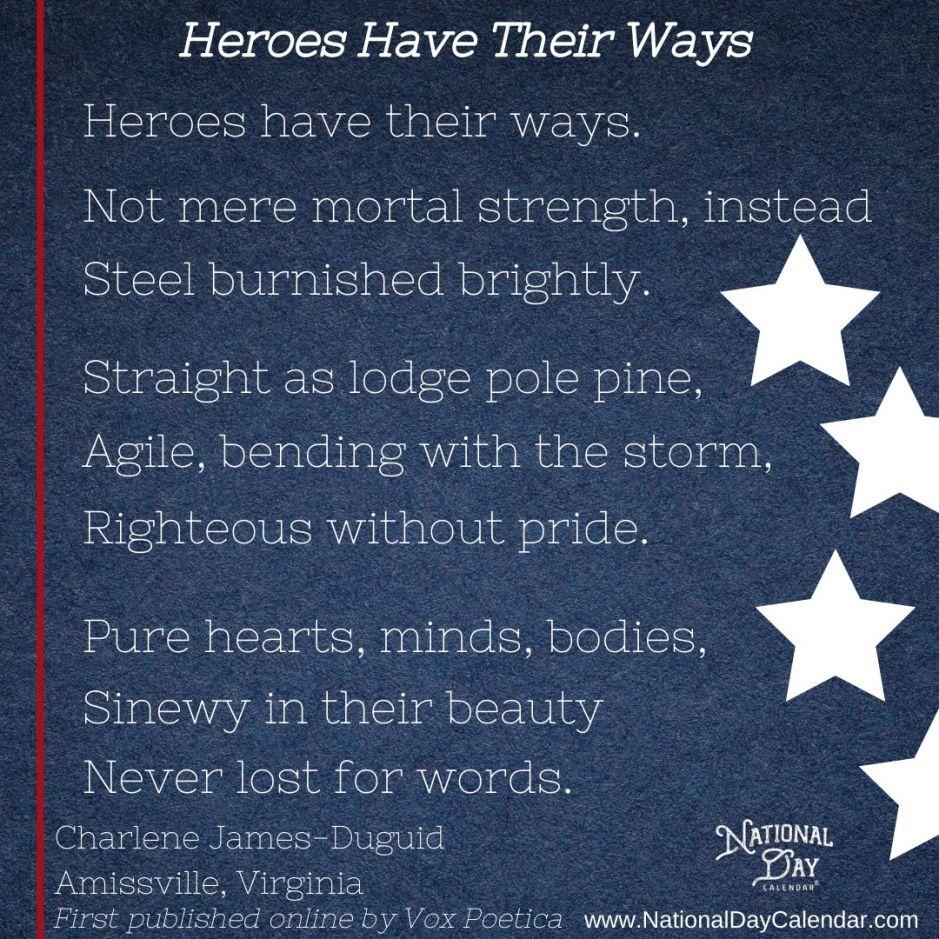 Heroes Have Their Ways
