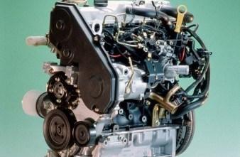 1.8 TDDi / TDCi motor