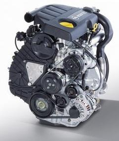 Opel 1.7 dizel motor