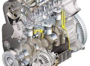 Peugeot 2.0 HDI motor