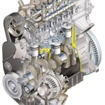 Citroen C5 2.0 HDI motor montaža glave motora – Video