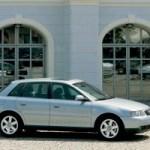 Audi A3 1996. – 2003. – POLOVNJAK, MOTOR, KVAROVI