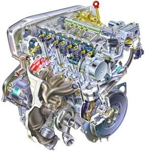 1.9 JTD motor