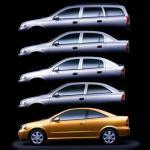 Opel Astra G 1998 – 2004 – POLOVNJAK, MOTOR, KVAROVI
