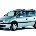 Opel Zafira A 1998 – 2005 – polovnjak, iskustva, problemi