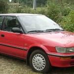 Toyota Corolla E90 – Polovnjak