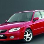 Mazda 323 1999. – 2003. – Polovnjak, motori, kvarovi