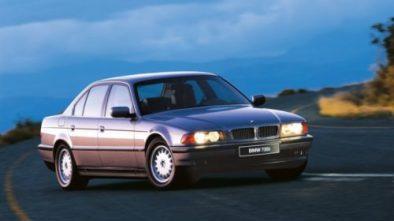 BMW serija 7 E38