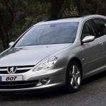 Peugeot 607 – propisane količine motornog ulja i servisni …