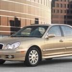 Hyundai Sonata 2002. – 2005. – polovnjak, motori , iskustva