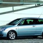 Toyota Corolla E12 2002. – 2007. – Polovnjak