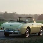 Volvo Sport kabriolet 1956. – 1957. – Istorija modela