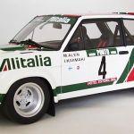 Fiat 131 Abarth – Istorija modela