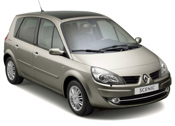 Renault Scenic 2. gen