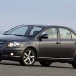 Toyota Avensis – propisane količine motornog ulja i servisni …