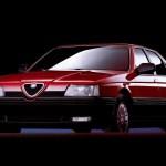 Alfa Romeo 164 – Istorija modela