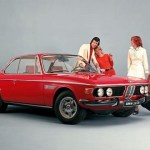 BMW CS E9 – Istorija modela