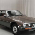 Citroen SM 1970. – 1975. – Istorija modela