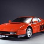Ferrari Testarossa – Istorija modela