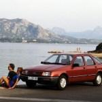 Ford Sierra 1982. – 1993. – Istorija modela