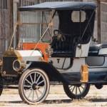 Ford model T – Istorija modela