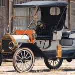 Ford model T – Istorija modela