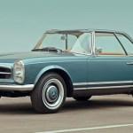 Mercedes 230SL – Istorija modela