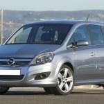 Opel Zafira – propisane količine motornog ulja i servisni …