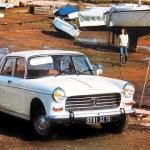 Peugeot 404 – Istorija modela