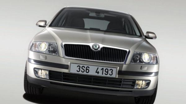 Škoda Octavia 1Z