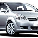 Koliko motornog ulja ide u Toyota Corolla Verso?