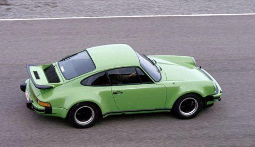 Porše 911 je prvi sportski auto sa turbo punjačem
