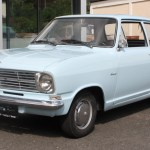 Opel Kadett B 1968. – 1975. – Istorija modela
