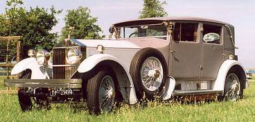 Rolls-Royce Phantom I & Phantom II