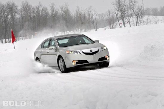 Honda SH-AWD sistem