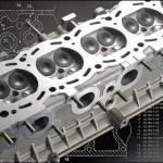 Glava motora – Tehnika