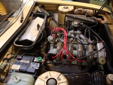 Tipična NSU-ova glava motora