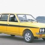 Volkswagen K70 1970. – 1974. – Istorija automobila