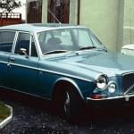 Volvo 164 1968. – 1975. – Istorija modela