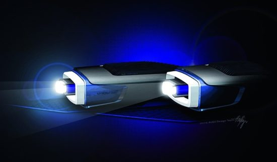 Laser vs. LED svetla