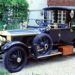 Rolls Royce Silver Ghost – Istorija modela