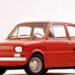 Fiat 126 Peglica 1972. – 2000. – Istorija modela