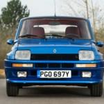 Renault 5 turbo Gordini – Istorija modela