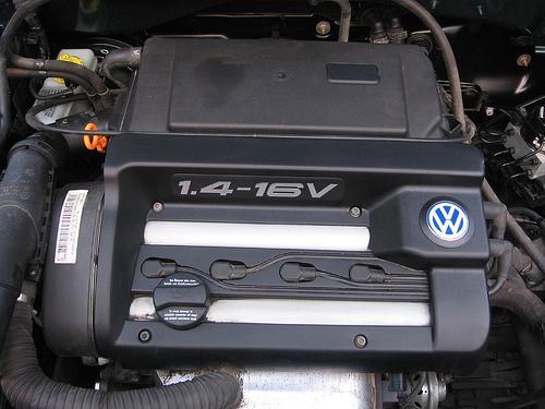 Volksvagen 1.4 16v motor